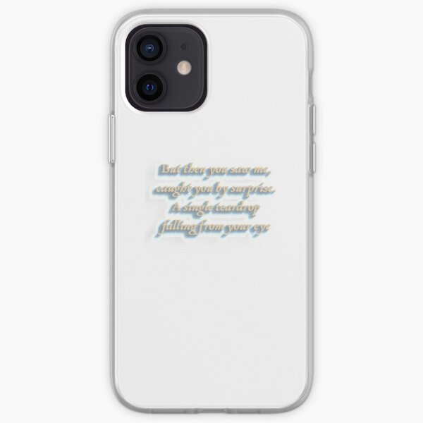 Save Your Tears - The Weeknd iPhone Soft Case RB3006 product Offical Mac Miller Merch