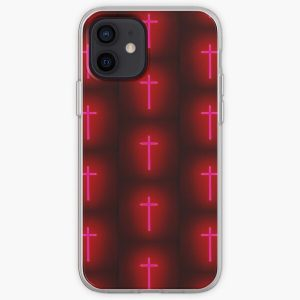 The Weeknd Starboy Cross iPhone Soft Case RB3006 product Offical Mac Miller Merch