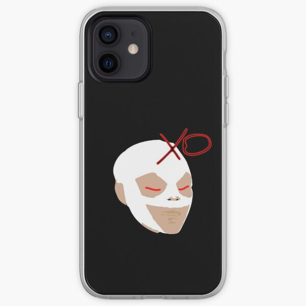 The Weeknd Mask iPhone Soft Case RB3006 product Offical Mac Miller Merch