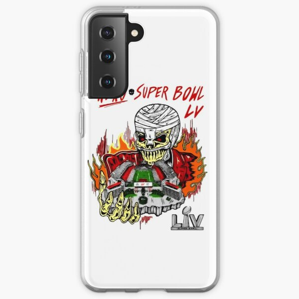 The Weeknd Super Bowl LV Halftime Show Art Samsung Galaxy Soft Case RB3006 product Offical Mac Miller Merch