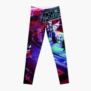 night after hours Leggings RB3006 product Offical Mac Miller Merch
