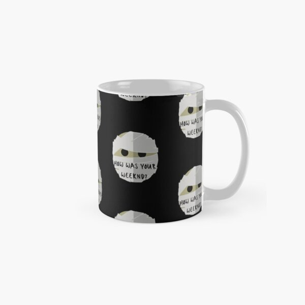 How was your Weeknd?  Why? Classic Mug RB3006 product Offical Mac Miller Merch