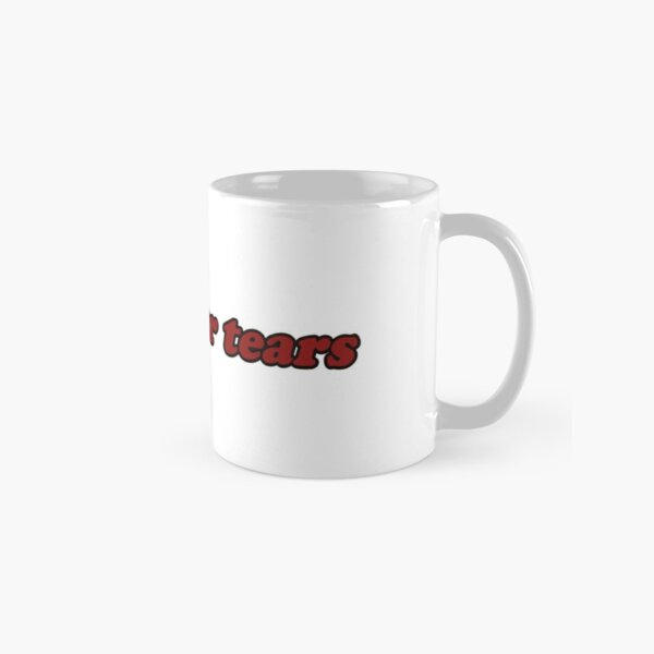 Save your tears The Weeknd Classic Mug RB3006 product Offical Mac Miller Merch