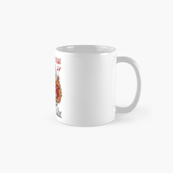 The Weeknd Super Bowl LV Halftime Show Art Classic Mug RB3006 product Offical Mac Miller Merch