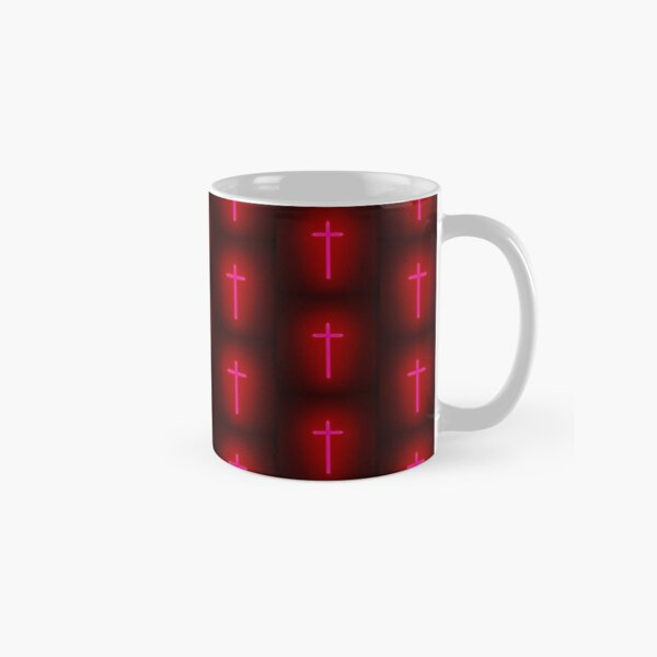The Weeknd Starboy Cross Classic Mug RB3006 product Offical Mac Miller Merch
