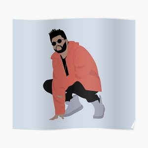 Weeknd Poster RB3006 product Offical Mac Miller Merch