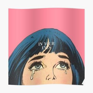 the weeknd in your eyes Poster RB3006 product Offical Mac Miller Merch