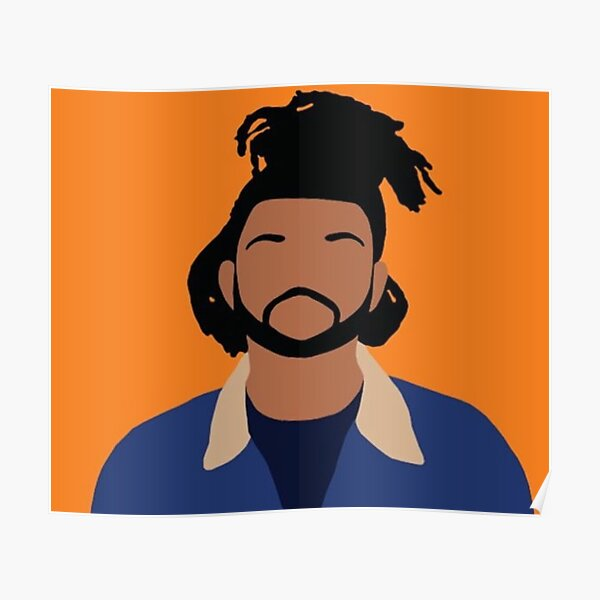 The Weeknd Poster RB3006 product Offical Mac Miller Merch