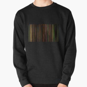 The Weeknd - Blinding Lights | Music Video Barcode Pullover Sweatshirt RB3006 product Offical Mac Miller Merch