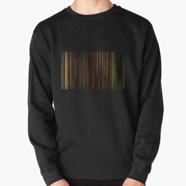The Weeknd - Blinding Lights   Music Video Barcode Pullover Sweatshirt RB3006 product Offical Mac Miller Merch