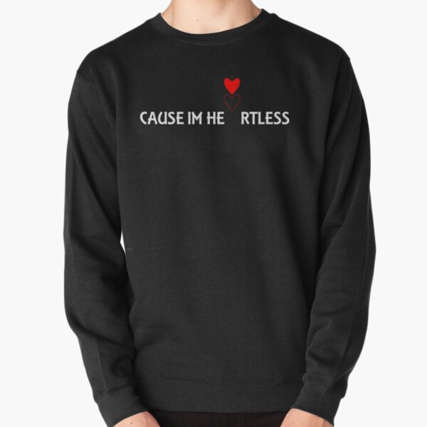Cause Im Heartless Ryu4hd Pullover Sweatshirt RB3006 product Offical Mac Miller Merch