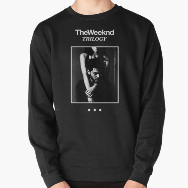 The Weeknd Trilogy Album Artwork Graphic  Pullover Sweatshirt RB3006 product Offical Mac Miller Merch