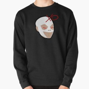 The Weeknd Mask Pullover Sweatshirt RB3006 product Offical Mac Miller Merch