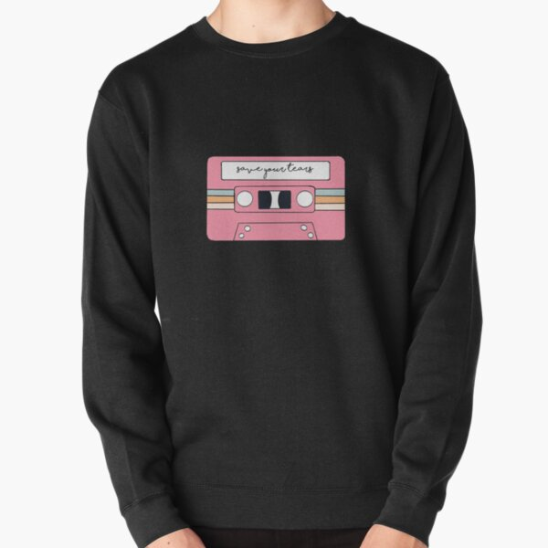 The Weeknd & Ariana Grande – Save Your Tears Pullover Sweatshirt RB3006 product Offical Mac Miller Merch