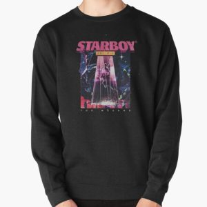 The weeknd Starboy t-shirt Pullover Sweatshirt RB3006 product Offical Mac Miller Merch