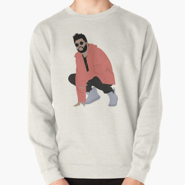 Weeknd Pullover Sweatshirt RB3006 product Offical Mac Miller Merch