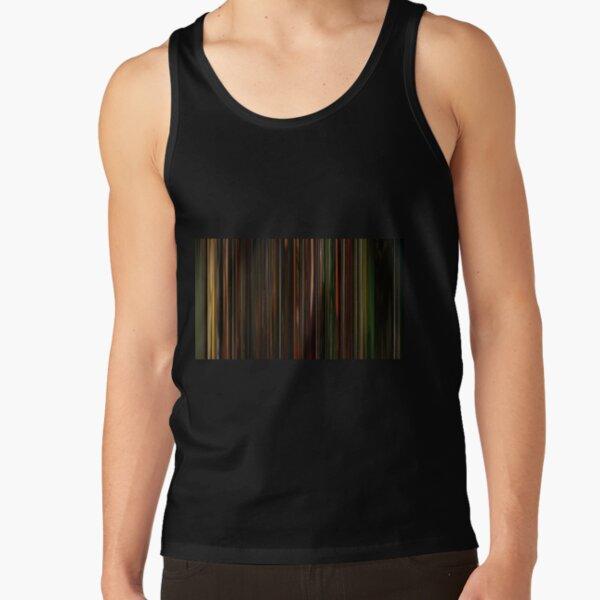 The Weeknd - Blinding Lights | Music Video Barcode Tank Top RB3006 product Offical Mac Miller Merch