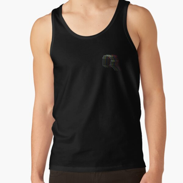 The Weeknd simple illustration Tank Top RB3006 product Offical Mac Miller Merch