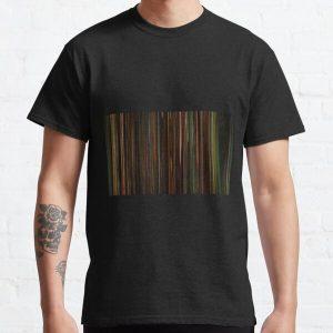 The Weeknd - Blinding Lights | Music Video Barcode Classic T-Shirt RB3006 product Offical Mac Miller Merch