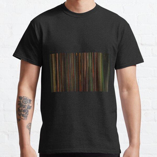 The Weeknd - Blinding Lights   Music Video Barcode Classic T-Shirt RB3006 product Offical Mac Miller Merch