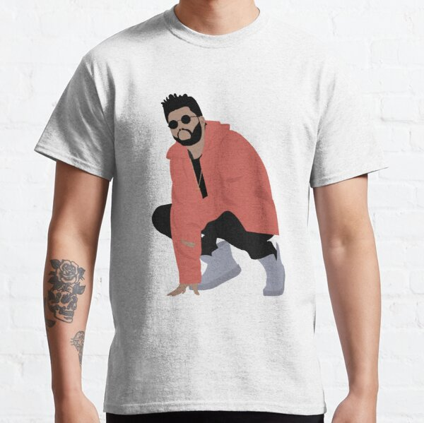 Weeknd Classic T-Shirt RB3006 product Offical Mac Miller Merch