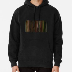 The Weeknd - Blinding Lights | Music Video Barcode Pullover Hoodie RB3006 product Offical Mac Miller Merch