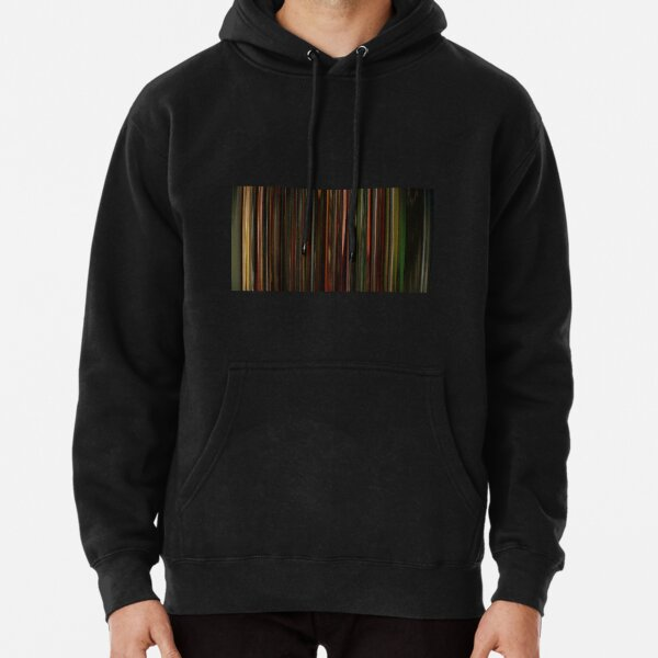 The Weeknd - Blinding Lights   Music Video Barcode Pullover Hoodie RB3006 product Offical Mac Miller Merch