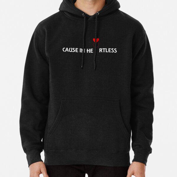 Cause Im Heartless Ryu4hd Pullover Hoodie RB3006 product Offical Mac Miller Merch