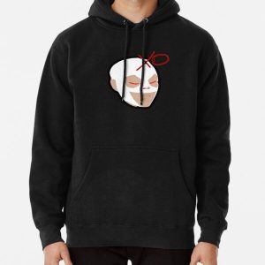 The Weeknd Mask Pullover Hoodie RB3006 product Offical Mac Miller Merch