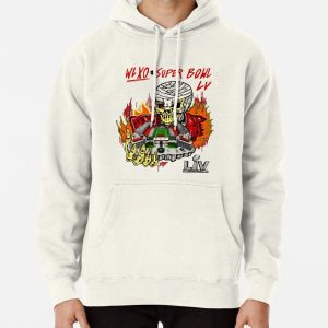 The Weeknd Super Bowl LV Halftime Show Art Pullover Hoodie RB3006 product Offical Mac Miller Merch