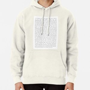 Wanderlust - The Weeknd Pullover Hoodie RB3006 product Offical Mac Miller Merch