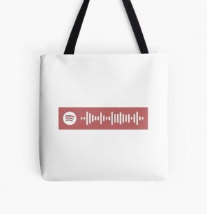 Blinding Light -The Weeknd All Over Print Tote Bag RB3006 product Offical Mac Miller Merch