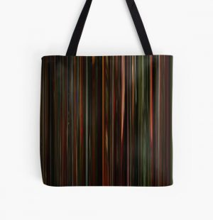 The Weeknd - Blinding Lights | Music Video Barcode All Over Print Tote Bag RB3006 product Offical Mac Miller Merch