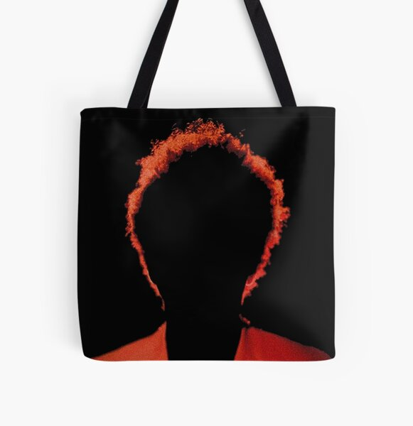The Star Boy Weeknd All Over Print Tote Bag RB3006 product Offical Mac Miller Merch