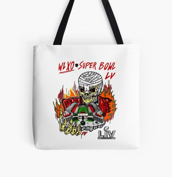 The Weeknd Super Bowl LV Halftime Show Art All Over Print Tote Bag RB3006 product Offical Mac Miller Merch