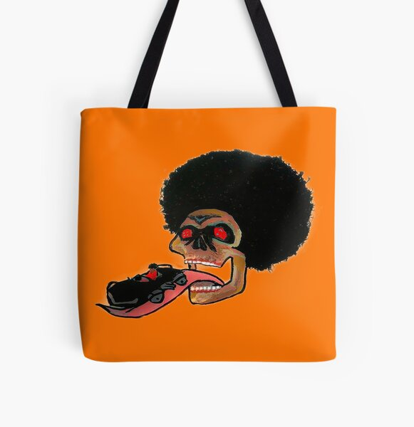 The Weeknd Blinding  All Over Print Tote Bag RB3006 product Offical Mac Miller Merch