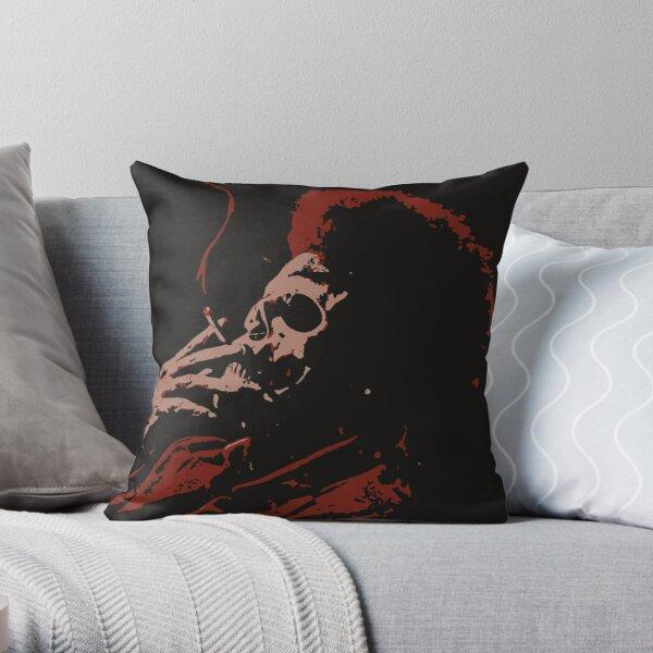 The weeknd Throw Pillow RB3006 product Offical Mac Miller Merch