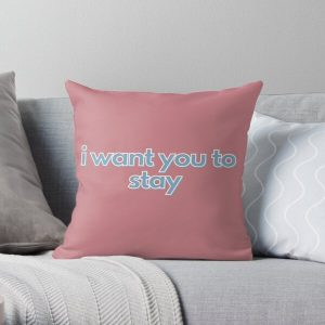 line from 'Lost in the fire' The Weeknd Throw Pillow RB3006 product Offical Mac Miller Merch
