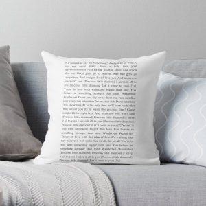 Wanderlust - The Weeknd Throw Pillow RB3006 product Offical Mac Miller Merch