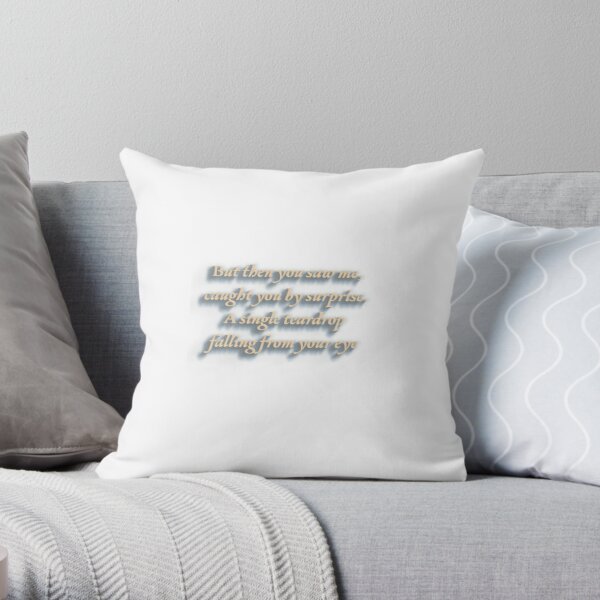 Save Your Tears - The Weeknd Throw Pillow RB3006 product Offical Mac Miller Merch