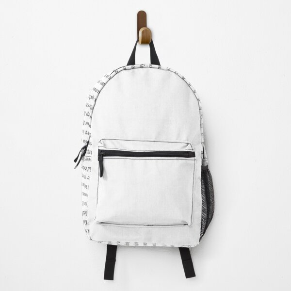 After Hours - The Weeknd Backpack RB3006 product Offical Mac Miller Merch