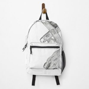 XO Weeknd Hand Sign  Backpack RB3006 product Offical Mac Miller Merch