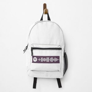 """Doja Cat, The Weeknd """"You Right"""" Spotify Code Backpack RB3006 product Offical Mac Miller Merch"""