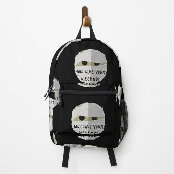 How was your Weeknd?  Why? Backpack RB3006 product Offical Mac Miller Merch