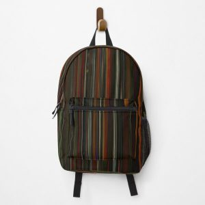 The Weeknd - Blinding Lights | Music Video Barcode Backpack RB3006 product Offical Mac Miller Merch