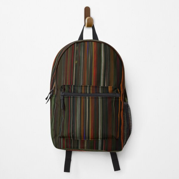 The Weeknd - Blinding Lights   Music Video Barcode Backpack RB3006 product Offical Mac Miller Merch