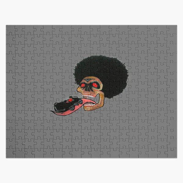 The Weeknd Blinding  Jigsaw Puzzle RB3006 product Offical Mac Miller Merch