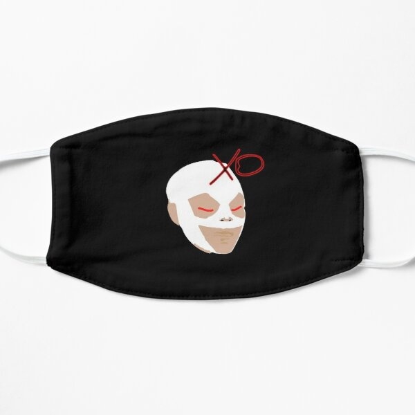 The Weeknd Mask Flat Mask RB3006 product Offical Mac Miller Merch
