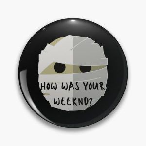 How was your Weeknd?  Why? Pin RB3006 product Offical Mac Miller Merch