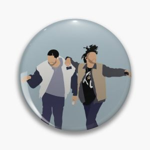 Drake + The Weeknd Pin RB3006 product Offical Mac Miller Merch